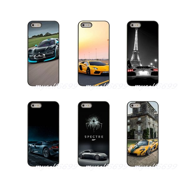sports cars Hard Phone Case Cover For Apple iPhone X XR XS MAX 4 4S 5 5S 5C SE 6 6S 7 8 Plus ipod touch 4 5 6