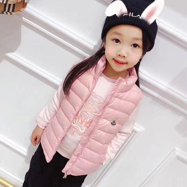 4 color 2019 kid ve t baby girl ve t jacket winter pring zipper wai tcoat for girl boy down and park now uit children coat thumbnail