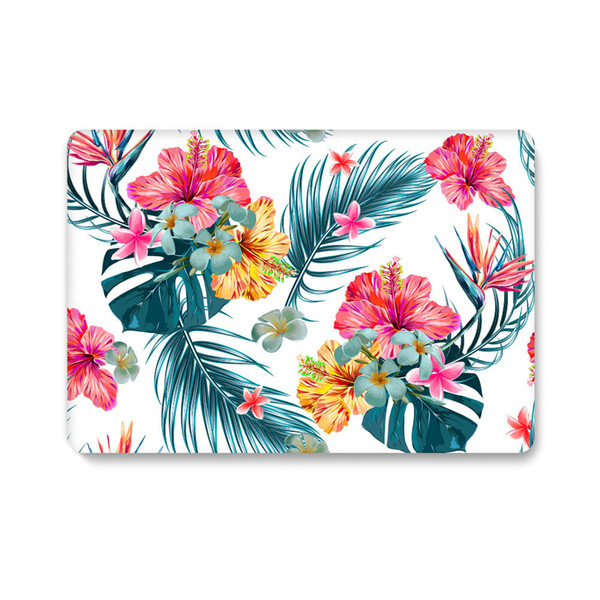 RS-X-3 Oil painting Case for Apple Macbook Air 11 13 Pro Retina 12 13 15 inch Touch Bar 13 15 Laptop Cover Shel2