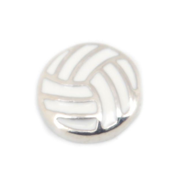 charms floating Volleyball floating charms for glass lockets,H-59.Mixed min order amount is $8