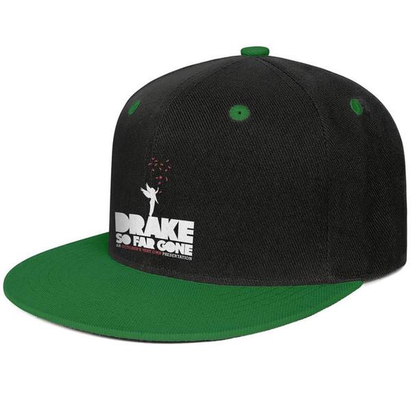 Personnalisé Hommes Femmes Casquettes de baseball Drake So Far Song Projet de loi passé Hip Hop Snapbacks casquettes de sport Beach Hat