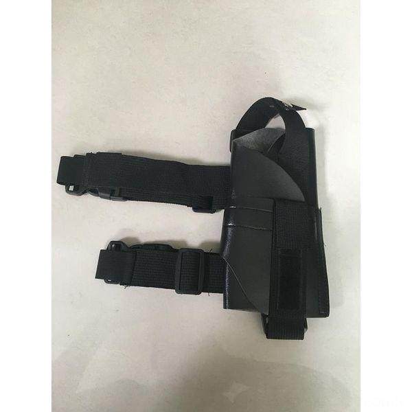 Left leg holster