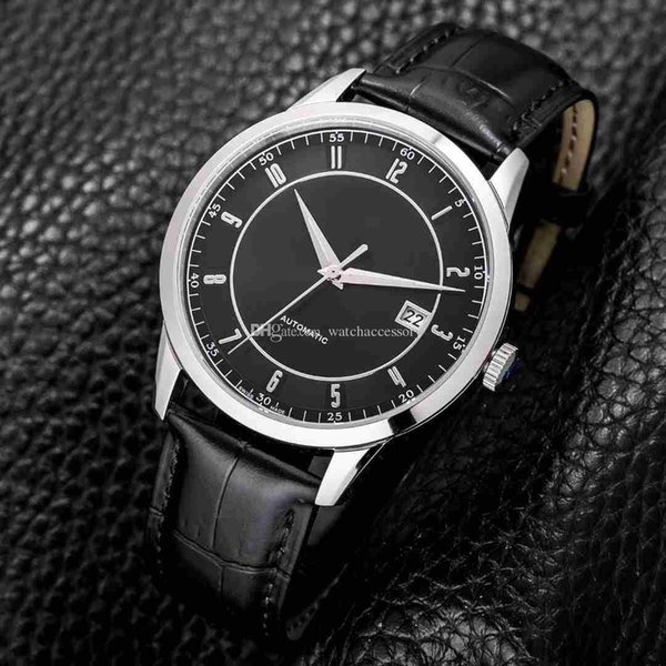 Nuovi orologi in pelle di lusso di alta qualità Orologi meccanici meccanici da uomo Orologi automatici da movimento Orologi sportivi da uomo Orologi a carica automatica