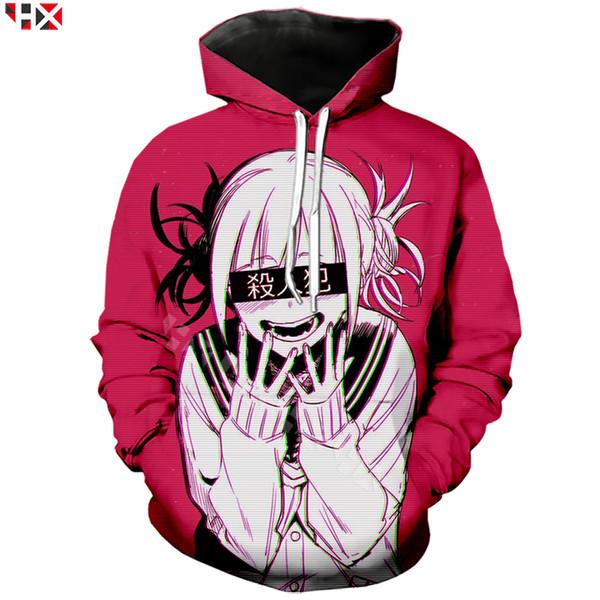 Anime Girl Sexy Re Zero Rem Manga Camiseta impresa Sudadera con capucha con estampado 3D Sudadera casual Anime Chándales Jerseys X403