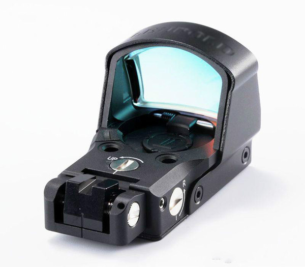 2019 LeuP Style DP-Pro Micro Red Dot Sight con 1911,1913 Supporto per fucili da caccia Scope Tactical Gear Reflex Holographic Sight Dot
