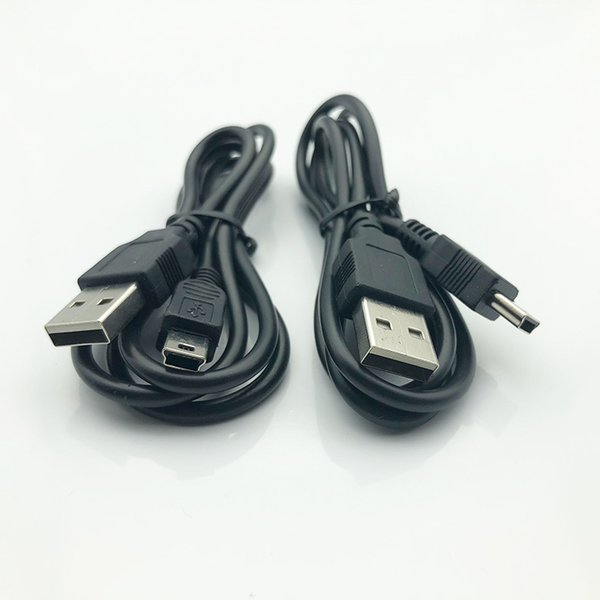 85cm Mini USB V3 5 Pin cable 5P Sync data charging and data sync cables Cord For MP3 MP4 Digital Cameras car chargers