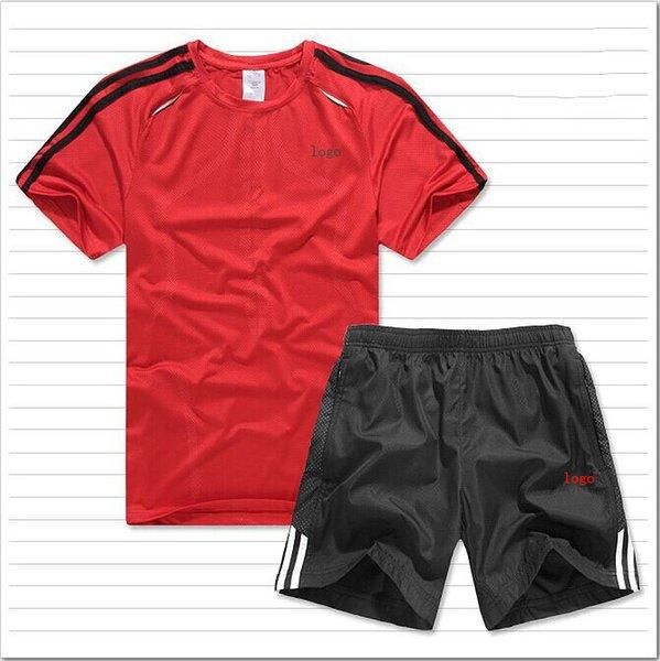 Mode Hommes Marque Survêtements 2019 Nouvelle Arrivée Hommes Sports D'été Survêtements Running Jogger Hommes Survêtements En Plein Air Taille L-3XL