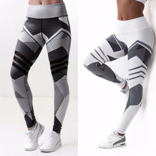 Yüksek Bel Tayt Kadınlar Seksi Kalça Push Up Pantolon Legging Jegging Gotik Leggins Jeggings Legins 2019 Sonbahar Yaz Moda