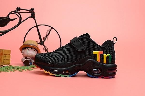 Acheter Nike Mercurial Air Max Plus Tn Enfants Parent Enfant Casual Chaussures Pour Bébé Garçon Fille Styliste De Mode Baskets Blanc Courir En Plein