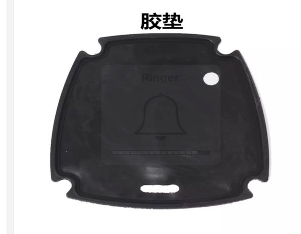best selling Yongheng Air Compressor rubber pad (like the image)