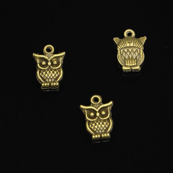 16 Kinds Of Birds And Owl Tibetan Bronze Fashion Jewelry Pendant Making DIY