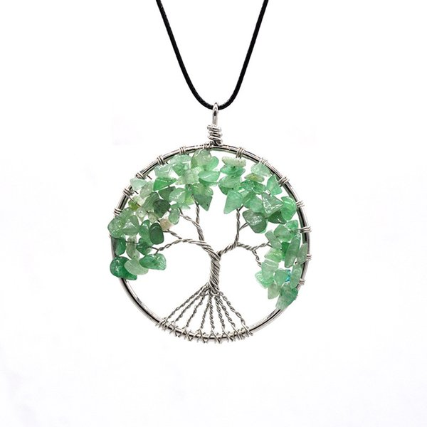 Tree of Life Pendant Necklace 10