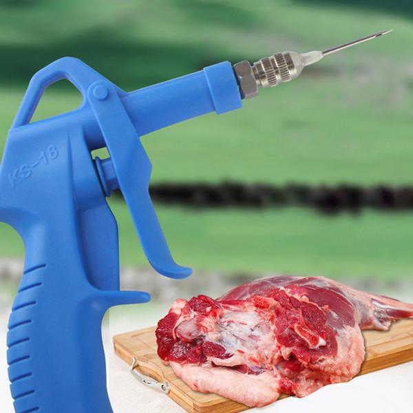 Электрический Рассол Инъекция иглы соленой воды Электрические высокого давления иглы Автоматическая Meat машина X6