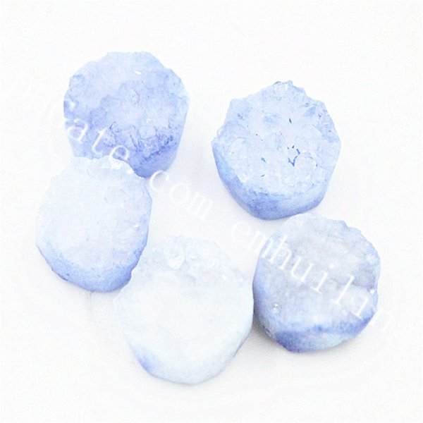 dyed white-blue