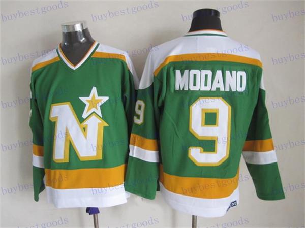 7bbf1b1b0fa CCM Minnesota North Stars Hockey 11 JP PARISE 4 Craig Hartsburg 1 Gump  Worsley 9 Mike Modano 20 Dino Ciccarelli Jerseys Vintage Stitched