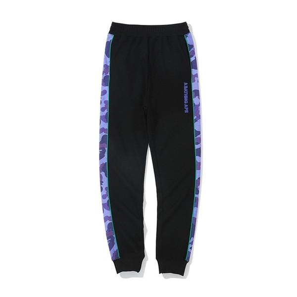 trousers men sweatpants fashion casual pants leisure loose sports comfortable delicate polished beautiful stylish charming