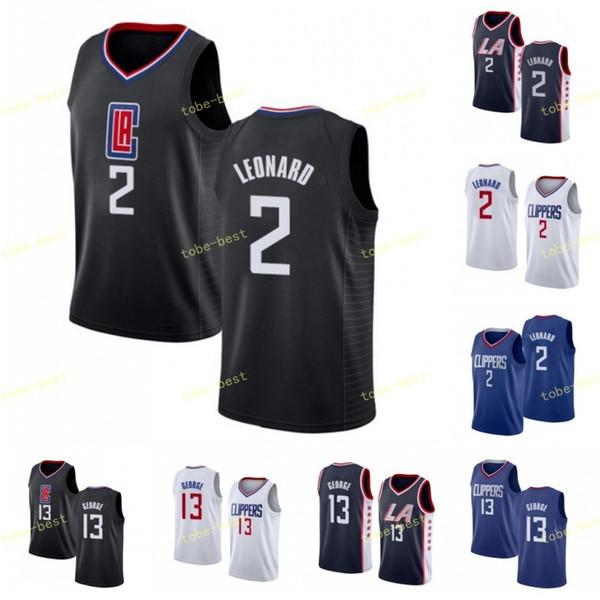 11547471 NCAA Kawhi 2 Leonard Jersey Paul 13 George 23 Williams Ucuz Basketbol  Koleji Spor Forması S-3XL 44-56 ücretsiz kargo 2019 Yeni Varış