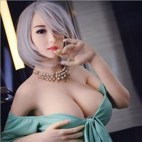 Nouveau vrai sexe grandeur nature de poupée poupées de sexe de silicone japonais pour l'homme realistc poupées d'amour de silicium adultes sex toys gonflables usine de boutique en ligne