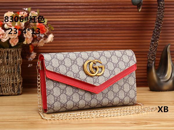 Luxury Brand Women Wallet Satchels Bags Travel Cosmetic Bags Designer Purse Card Holder Original Logo Women Classic Makeup Shoulder Bag