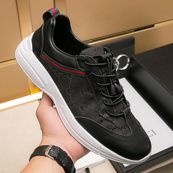 Novo highquality top highend mens calçados esportivos, sapatas de lona dos homens casuais sapatos baixos, denim rodada cabeça rendas mens sapatos com pacote original qr