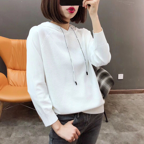 Fannic Fashion autumn winter new south Korean women's type turtleneck sweater all matches the long sleeve shirt slim body