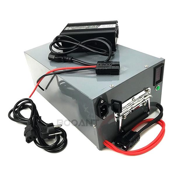 Bateria De LITIO para Samsung 30B 48AH 60 v 18650 para Bafang 3000 Do Motorlu bicicleta Eletrica Recarregável bateria 60 v com uma caixa de w