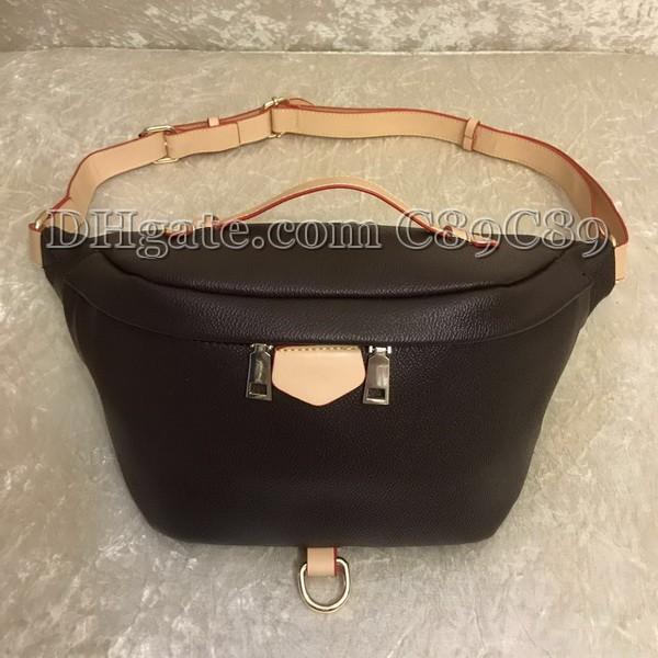 Hot Sale Women Waist Bag Belt Bag Men Fanny Pack Designer Fashion Men Waist Pack Pouch PU Leather Waist Bags Travel Bag