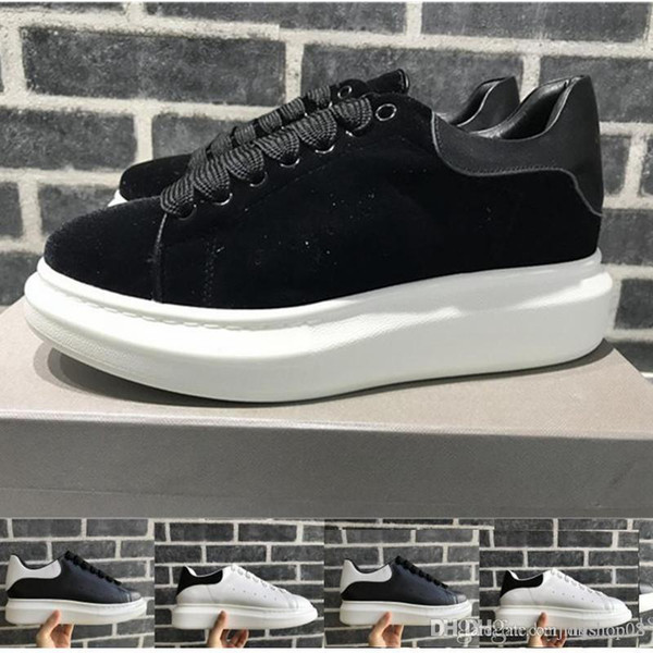 2019 Fashion Men Women Designer Shoes New Colors Lady Girls Family Casual Falt Shoes Lace Runner Sneakers