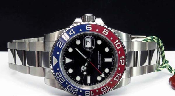 7 montres style 40mm montres pour hommes 126710BLRO 126711CHNR 116713LN 116719BLRO 126715CHNR montres pour hommes Movemen