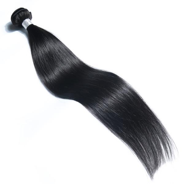 Fabrik Großhandel billig brasilianisches Menschenhaar Bündel 100 natürliche Nagelhaut ausgerichtet reines Haar Nagelhaut ausgerichtet rohes remy Haar