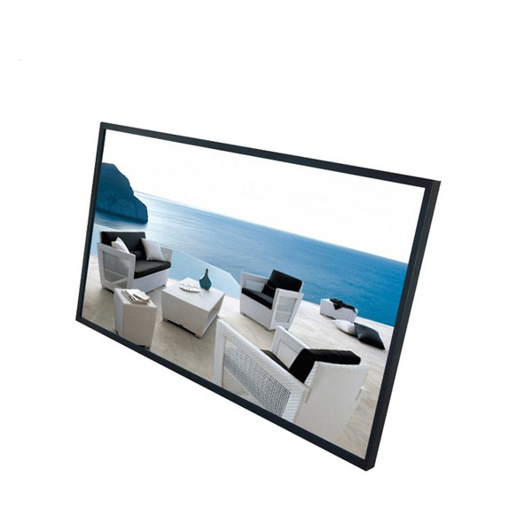 43 inch Factory Made in China High Brightness Wall Mounted All-in-one kiosk Touch Screen LCD Panel