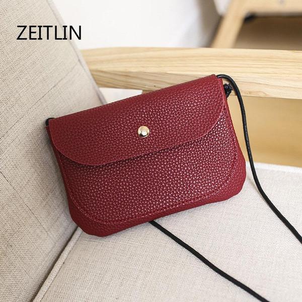 Nice Fashion Women Pu Leather Shoulder Bag Handbags Women Famous Brands Message Bag Sac A Main Femme Nouvelle Collection T1225