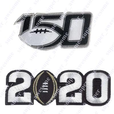 Add 150th+2020White Championship Patch