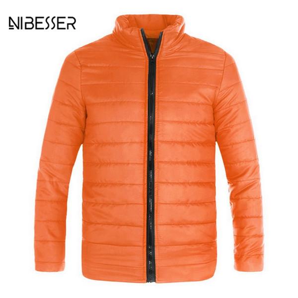 NIBESSER Men's Winter Parka Plus Size Men Down Jackets Outdoors Winter Men Jackets And Coats Manteau Homme