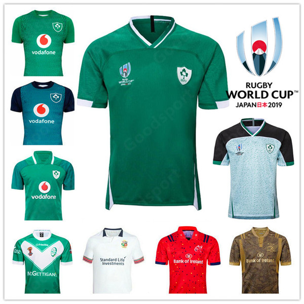 top popular 2020 New Ireland Rugby Jerseys shirts JOHNNY SEXTON BEST CARBERY CONAN CONWAY CRONIN EARLS healy henderson henshaw herring WORLD CUP SPORT 2019