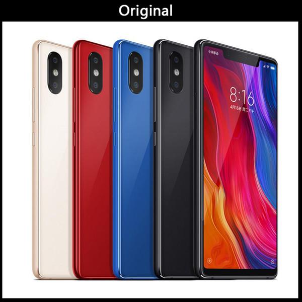 "Original Xiaomi MI 8 SE 6GB RAM 64GB ROM Snapdragon S710 Octa Core Mobile Phone 3120mAh 12.0MP/5.0MP+20.0MP 5.88"" 2244x1080 FHD+"