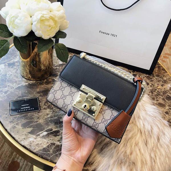 2019 Womens Designer Luxury Handbags Ace Tiger Blooms Canvas Leather Women Fashion Mini Bags Small Handbag Lady Luxury Shoulder Bags