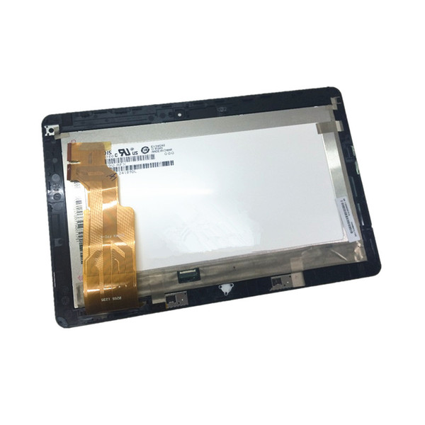 For Asus Vivo Tab RT TF600 TF600T 5234N FPC-2 Full LCD Display Monitor Screen + Digitizer Touch Screen Glass Assembly + Frame