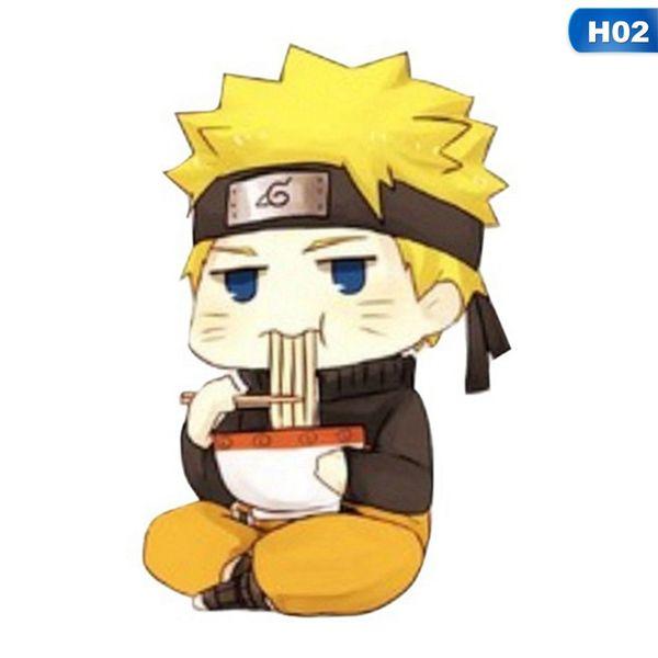 1 UNID Broches de Acrílico de Dibujos Animados Anime Naruto Sasuke Kakashi Broches Mochila Estudiante Ropa Pins Bolsa Decoración Broche Insignias