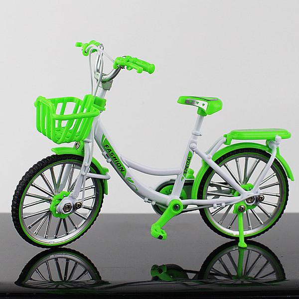 Bici de la ciudad verde