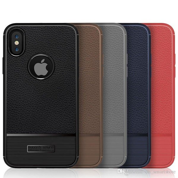 for iphone x xs max xr 7 8 6 plus Samsung Galaxy Note 8 9 s8 s9 plus s10 j7 Soft TPU Carbon Case for huawei mate se 20 honor 7x view10