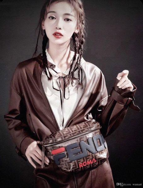 Newest Stlye Luxury Brand Bumbag Cross Body Shoulder Bag Autn Material Waist Bags Bumbag FD2020 Cross Fanny Pack Bum Waist Bags