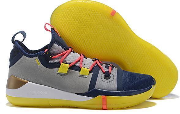 2018 YENI Kobe 12 A.D EP Erkekler Için Basketbol Ayakkabıları Kobe Kobes XII Elite Spor KB 12 s AD Düşük Spor Eğitmenler Sneakers, popüler Koşu ayakkabı