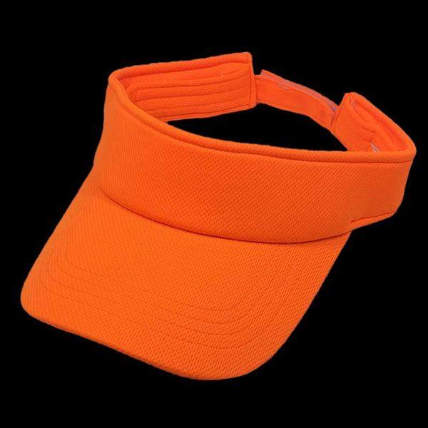 неон оранжевый