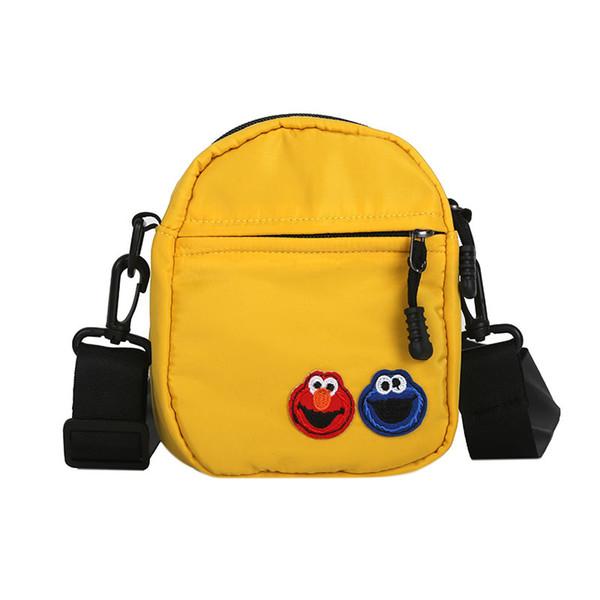 Marca designer venda quente saco crossbody O Sesame Street atacado designer bolsa de ombro para as mulheres bolsas de alta qualidade