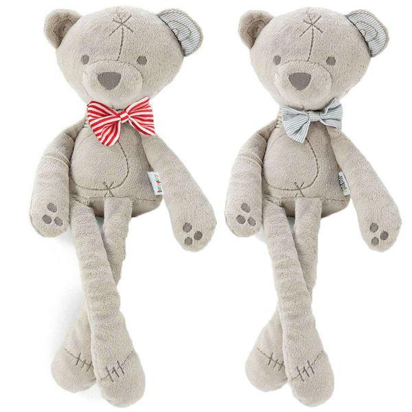 2019 Cute Animal Baby Boy Girl Fashion Long Leg Bear Gift Toy Cotton Doll