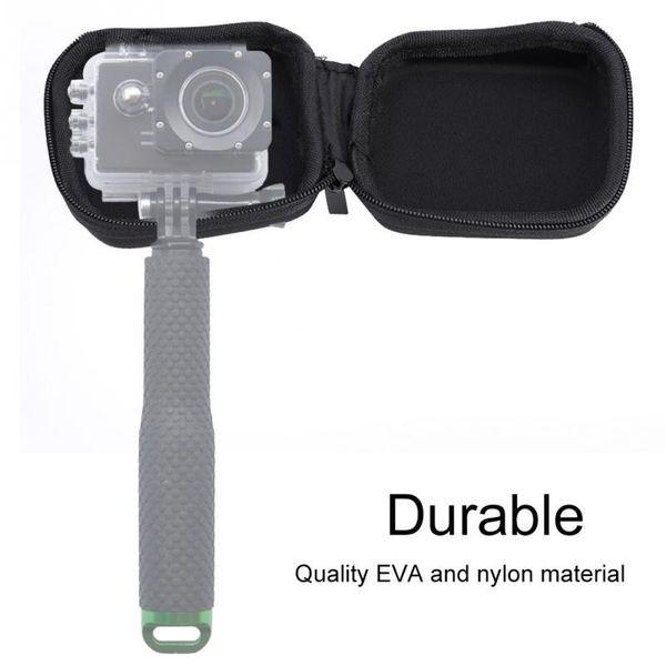 TELESIN Kameratasche Sammlung Aufbewahrungskoffer Tragbare Actionkamera Schutzhülle Tasche für GoPro Hero 5/6 / Hero