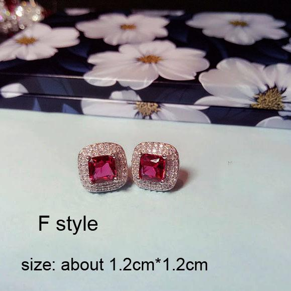 F style-Hot Pink