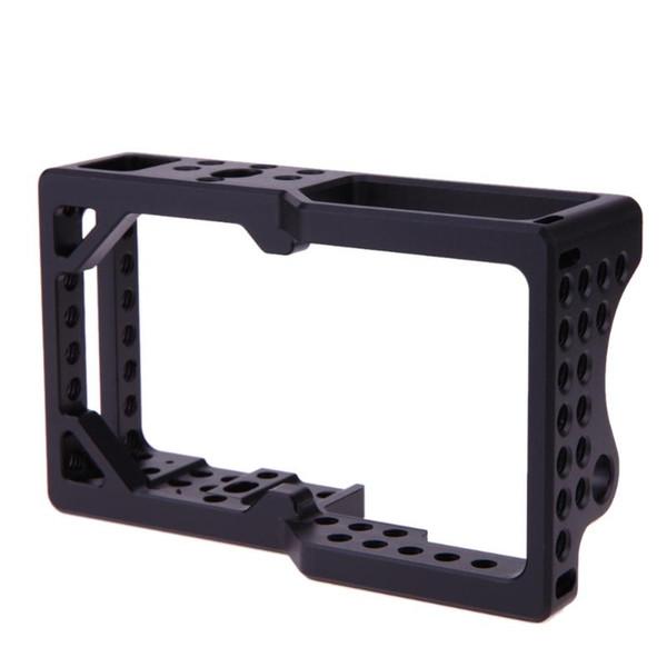 2017 neue Schutzvideokamera Käfig Protector Stabilisator Käfig Für BMPCC Kamera Montieren 1/4 Schraubenloch Mic Monitor Stativ Licht