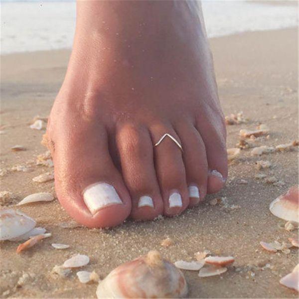 Grillz Toe Ring Gioielli Anelli regolabili fatti a mano Mujer 14 Gold Filled 15mm Anelli a cerchio per gioielli da donna Bague